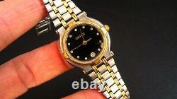 Genuine GUCCI 9000L Women's Diamond watch. Not working