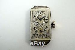 Gruen Guild Doctors Watch With Original Dial & Movement Only, Cal. 877 Prince