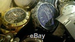 HUGE! Watch Lot 21.6 LBS Vintage Modern for Parts/Repair lot 2