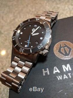 Hamtun Watches H1 Grade 5 Titanium
