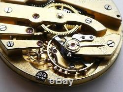High grade ASSMANN GLASHÜTTE Taschen pocket watch not working need service (K70)