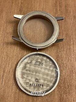 IWC Calatrava Case For Parts Repair Vintage Watch