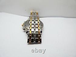 Jaeger Lecoultre Kryos Quartz Chrono Men's Watch Timepiece Defect not working