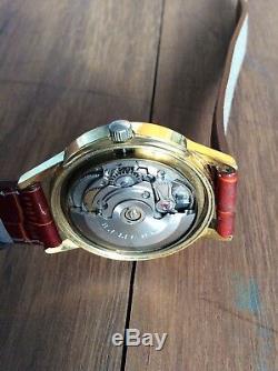 Jaquet Droz Vintage Gentlemans Automatic Timepiece