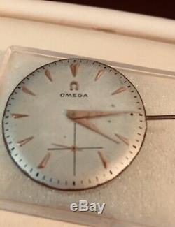 Jumbo 30T2 Omega Movement And Dial Repairs