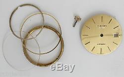 LONGINES L633.1 original automatic watch movement working (2635)