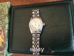 Ladies Rolex Watch Not Working Order