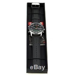 Lambretta Avanti Men's Watch Black Leather 2112BLA Damaged Box