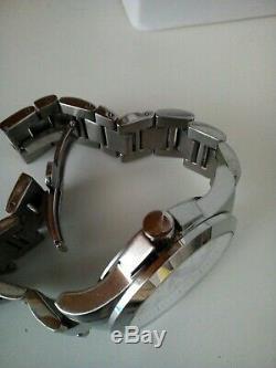 Longines Conquest Quartz 41mm Mens Watch Broken Clasp