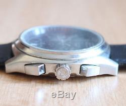 Longines Lungomare L3.633.4 chronograph 42mm quartz men's watch head for PARTS