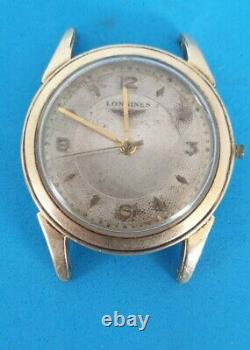 Longines Original Vintage Watch 6246-6 Manual Winding 23ZS For Parts Working