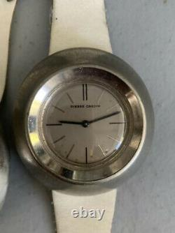 Lot Of 4 Pierre Cardin By Jaeger LeCoultre Watches in Working Condition
