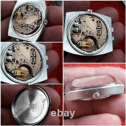Lot Of Omega Constellation And Seamaster Watches For Parts And Restorations