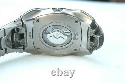 Lot of 2 Oakley Timebomb Watches for PARTS or REPAIR
