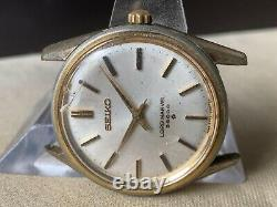 Lot of 3 Vintage SEIKO Mechanical Watch/ LORD MARVEL 5740-8000 36000 For Parts