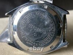 Lot of 4 Vintage SEIKO Mechanical Watch/ LM, Business-A, 5 ACTUS, Unique For Parts