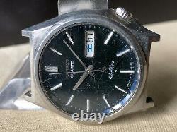 Lot of 4 Vintage SEIKO Quartz Watch/ King Quartz, Silver Wave, Lucent For Parts