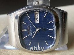 Lot of 5 Vintage SEIKO Quartz Watch/ KING QUARTZ For Parts