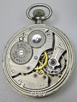 Lot of 8 Antique Pocket Watches for repair or Parts 3 Elgin + Variety