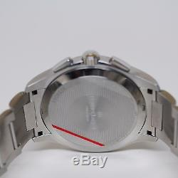 Maurice Lacroix Miros Chronograph Mens Watch #mi1028-ss002-332 Broken New In Box