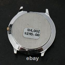Men's Shl002 Non Working Sample Vintage Moon Phase Watch 5y88 6009