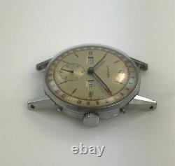 Movado Triple Calendar Watch