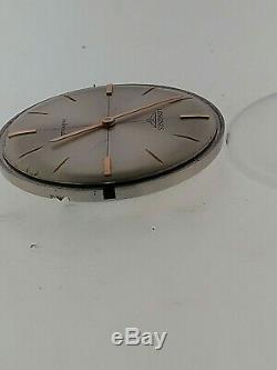Movimento Automatico+vetro Longines Cal. 350 Diam. 32mm. Funzionante Manca Corona