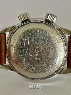 Mulco Vintage Automatic Watch Super Compressor Escafandra Submariner
