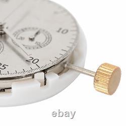 NEW Metal 7750 Mechanical Watch Movement Parts Watch Repairing For Broken One