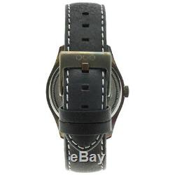 NEW OOO(OUT OF ORDER WATCH) Scarabeo Black Damaged In Italy
