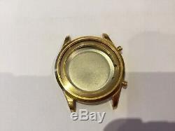 NOS vintage mens TERIAM chronograph watch case