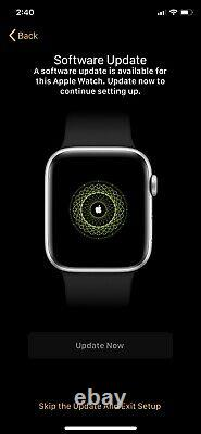 Nike Apple Watch Series 5 AS IS parts Only