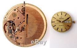 OMEGA 1022 original automatic watch movement working (5342)