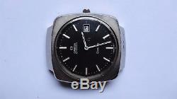 OMEGA 136.0102 watch vintage automatic for parts or restauration