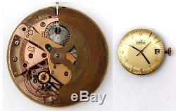 OMEGA 562 original automatic watch movement working (5303)