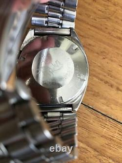 OMEGA Speedmaster Professional Mark II Gray Men's Watch FOR PARTS NOT WORKING