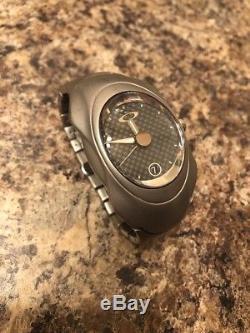 Oakley Timebomb Watch Not Working