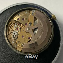 Omega 552 Movement With Dial And Hand, Year 1964