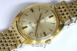 Omega 601 Seamaster Cosmic mens handwind watch for PARTS/RESTORE