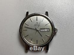 Omega Automatic 1020 Men Watch For Parts or Repair