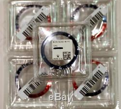 One NOS Men's Rolex GMT-MASTER II 16700,16750,16760 Blue & Red Insert S/S Z5