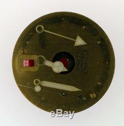Original Men Rolex GMT-MASTER II 40mm 116713 116718 Black Dial & Hands set #B17