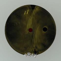 Original Men's Rolex Air-King Precision Black Stick NALCO logo 5500 Dial SS #F22