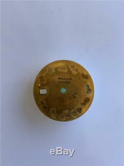 Original Men's Rolex Datejust 36mm 116233 116203 Gloss White Dial 2/T #A2