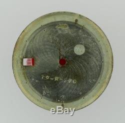 Original Men's Rolex Datejust NQ 1600 1601 1603 Silver Linen Stick Dial S/S #D54
