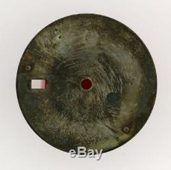 Original Men's Rolex Submariner Date Gilt Black Tritium Dial 16800 16610 S/S #D8