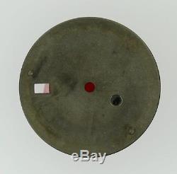 Original Men's Rolex Submariner Maxi Matt Black Dial 16800 Transitional S/S #D39