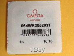 Original New Omega Panda Dial