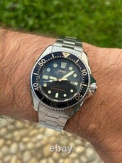Orologio Watch Seiko 150m Quartz Vintage Sub Diver Swiss Made Boy FOR PARTS