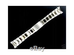 Oyster Watch Band Bracelet For Rolex Men 14k/ss 20mm Watch Part